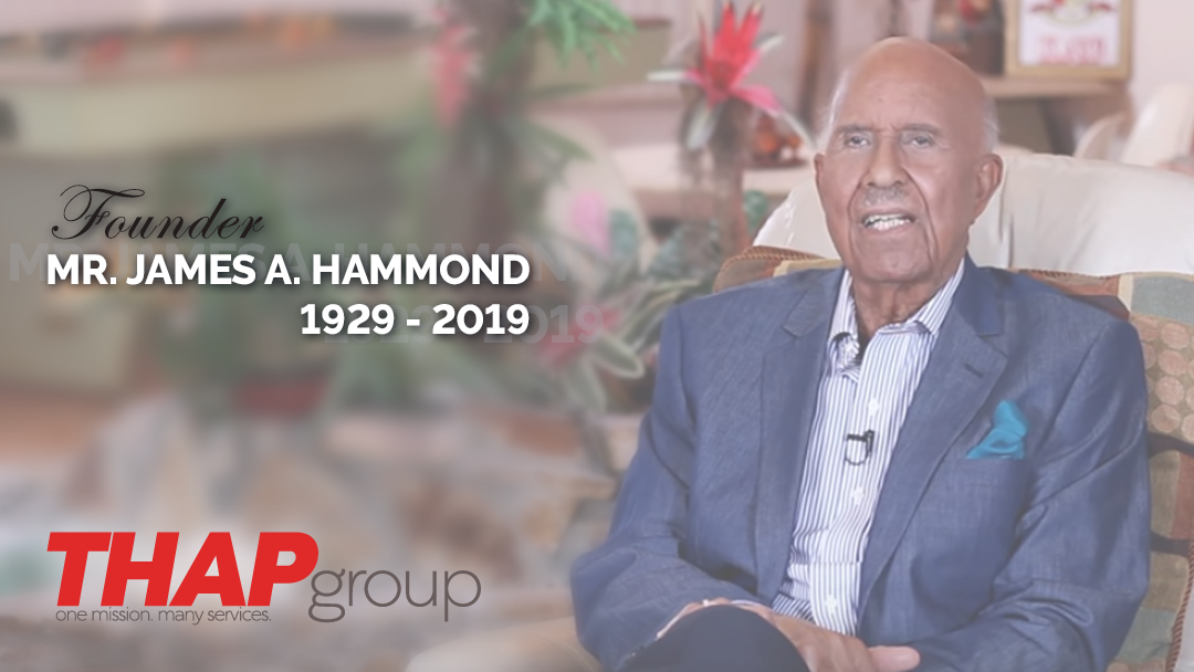 James A. Hammond Leaves a Legacy of Community Advocacy, Business Development, & Social Change